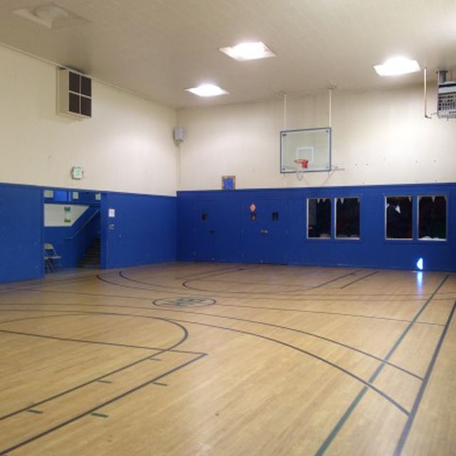 Bernal Rec Center gym