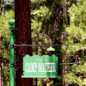 camp mather sign 2