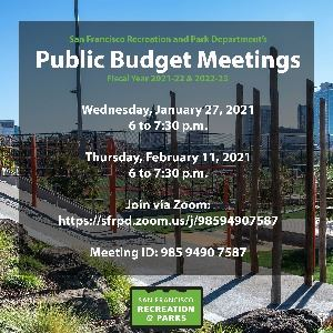Public Budget Meeting 2021