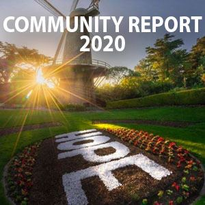 community report 2020 highlight