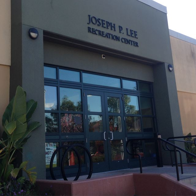 Joseph Lee Recreation Center front exterior
