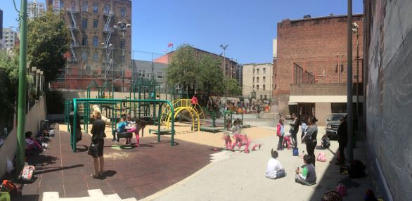 "Willie ""Woo Woo"" Wong Playground"