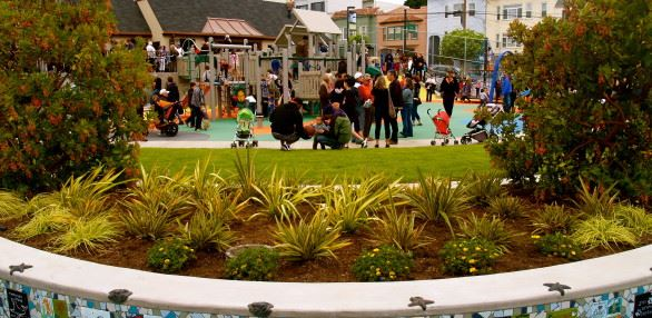 Cabrillo Playground Donor Recognition