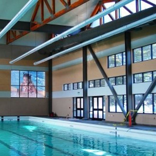 Coffman Indoor Swimming Pool