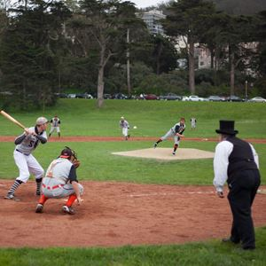 baseball at the Big Rec Baseball Fields