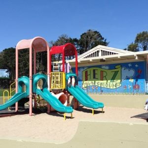Colorful Herz Playground