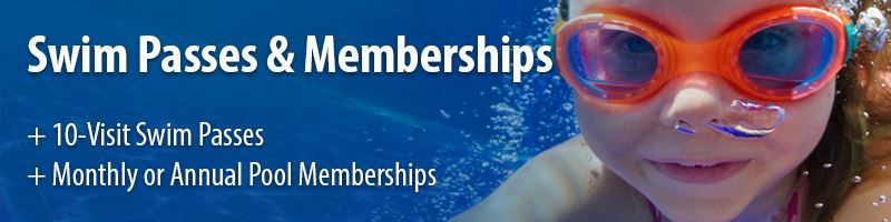 Swim Passes and Memberships